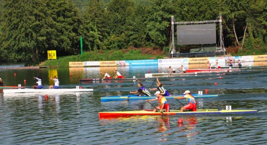 Astăzi, la Pitești: Deschiderea oficială a Campionatului Mondial de Kaiac Canoe pentru Juniori U23 Sprint