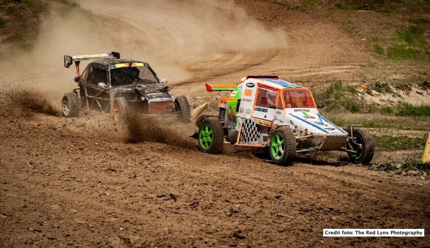 Cupa Câmpulung Muscel la RallyCross: Au început lucrările pentru  Arena gladiatorilor