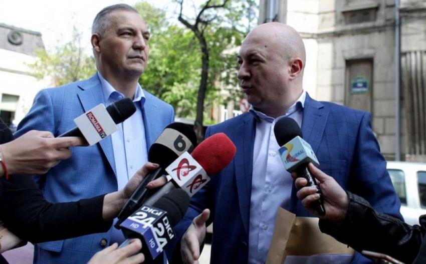 Codrin Ștefănescu și Mircea Drăghici, documente în dosarul de la DNA: Să te bagi cu bocancii în viața partidului mi se pare un lucru nefiresc. Este un precendent unic în Europa