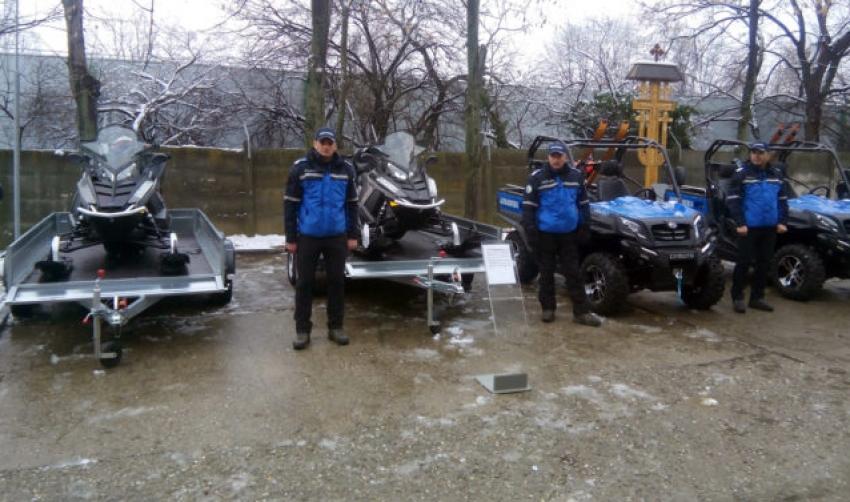 Video! Jandarmeria Argeș, dotări de ultimă generație!