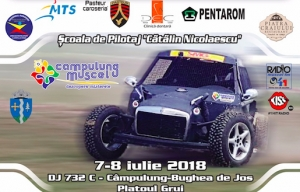 Video! Programul Cupei Câmpulung Muscel la Rally Cross 2018