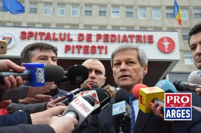Cioloș: În maximum două săptămâni depunem dosarul pentru înscrierea partidului