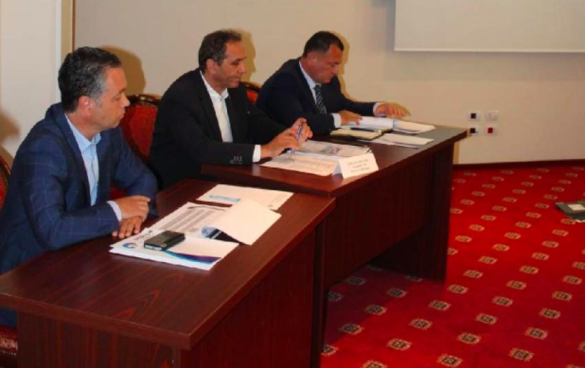 Calitatea resurselor de apă, tema de discuție la Comitetul Bazinal Apă Argeș Vedea