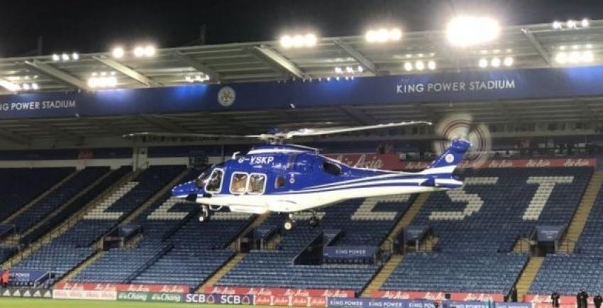 Imagini șocante. Patronul clubului Leicester City a murit. Acesta plecase cu elicopterul de pe stadion după un meci