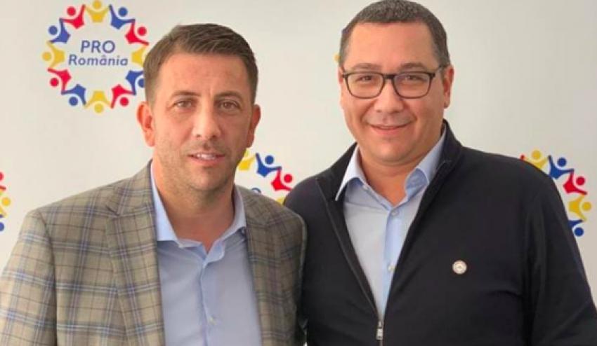 Achiziție de la PSD! Pro România se umple de pedeliști în Argeș! Nu mai plânge, Cristi, nu ai pierdut nimic!