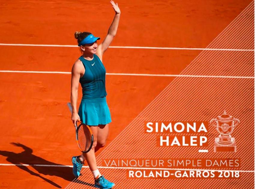 Simona Halep, campioană la Roland Garros! Video cu victoria ediției 100 de la Roland Garros!