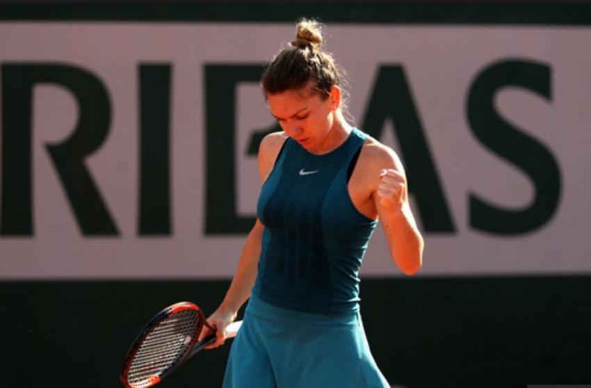 Video! Simona Halep, din nou în finala Roland Garros! Vezi cele mai tari faze