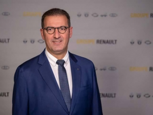 Christophe DRIDI – Director General Automobile DACIA, ales președinte ACAROM