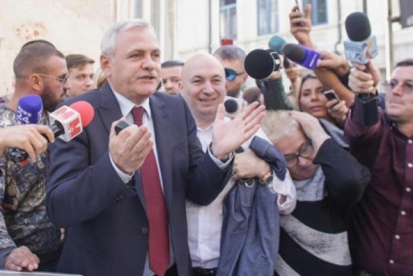 Codrin Ștefănescu: Am mari semne de întrebare în ceea ce îl privește pe Liviu Dragnea