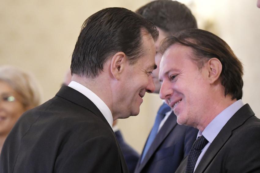 După ce Orban a fost comparat cu Dragnea, liderul PNL îl compară pe Cîțu cu Udrea și Băsescu!