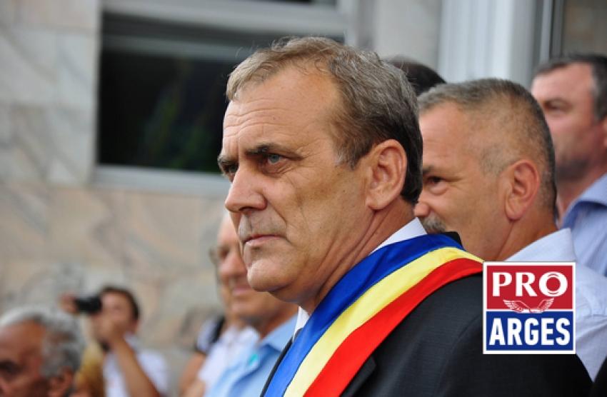 Primarul Ion Georgescu, mesaj special pentru învățători