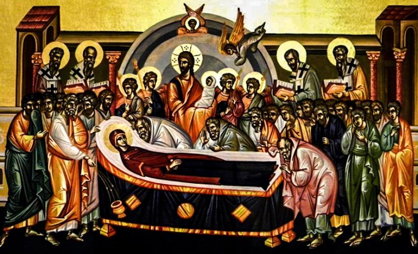 Andrei Gerea, mesaj de Sfânta Maria