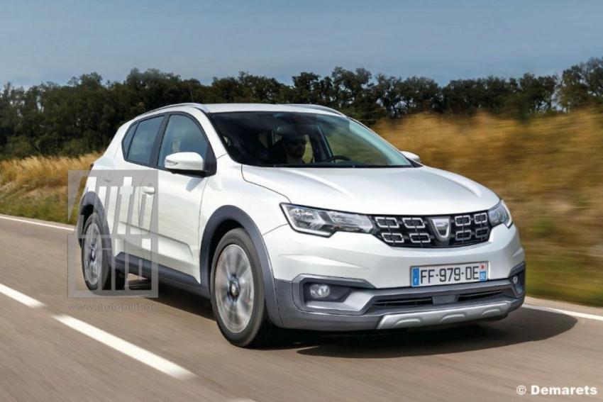 Primele imagini cu Dacia Sandero 2019. Auto Plus: va fi starul anului!