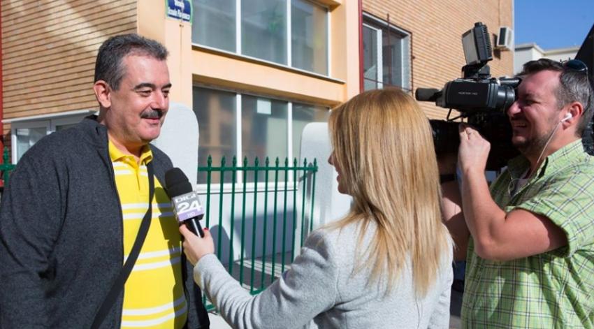 Andrei Gerea, surprins la vot de presa centrală: Am votat un om capabil să restarteze România