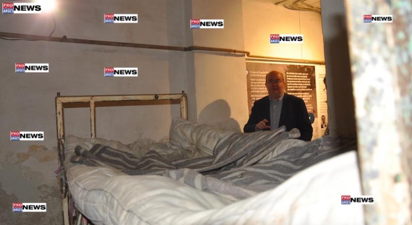 Video! Ambasadorul Marii Britanii în Argeș: Ce s-a întâmplat la Închisoarea Pitești nu trebuie să fie uitat!