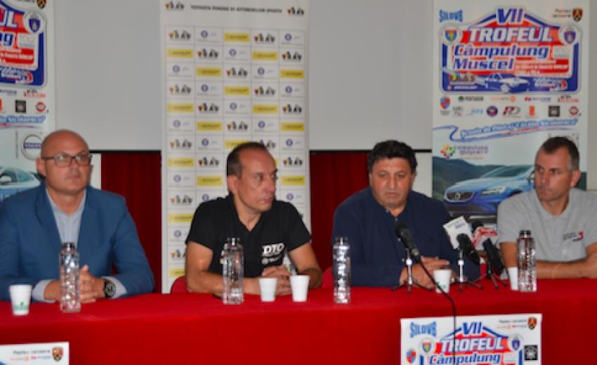Video! Nume grele ale pilotajului românesc la startul Trofeului Câmpulung Muscel 2018. Porcișteanu promite spectacol total