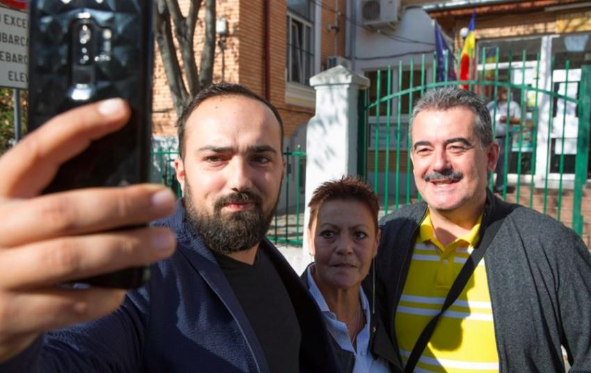 Andrei Gerea, după aflarea rezultatelor la prezidențiale 2019: Mircea Diaconu a adus în atenția publicului un model care poate restarta politica din România