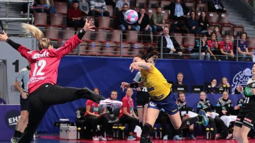 România s-a calificat în grupa a doua principală, la Europenele de handbal feminin