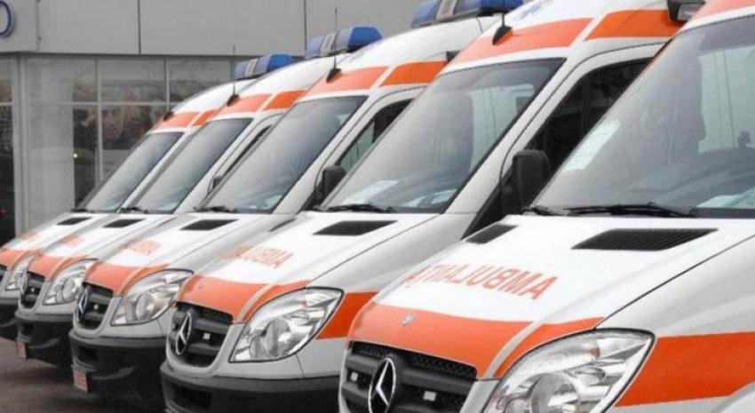 Ambulanțe noi în Argeș