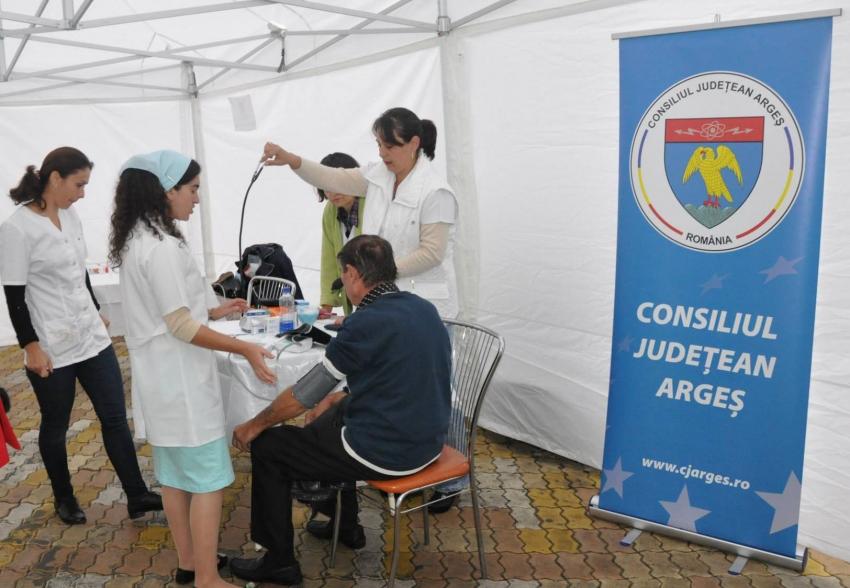 Pitești! Consultații cardiologice gratuite în Piața Milea