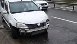 Tudor Pendiuc, fără permis și amendat după ce a produs un accident pe DN 73