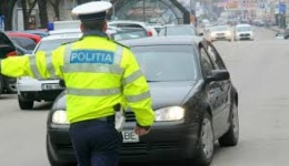 Polițiștii nu mai dau amenzi. Protest la înghetarea salariilor