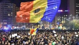 A doua zi de protest consecutiv. Zeci de mii de oameni au cerut demisia Guvernului. Nu au fost incidente