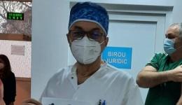 Video! Gabriel Copciag: Dorim mărirea ritmului pentru vaccinarea cadrelor medicale în Argeș