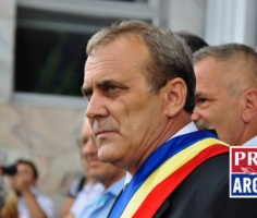 Video! Ion Georgescu: Sper ca în 18 luni locuitorii din Clucereasa să beneficieze de rețeaua de gaze