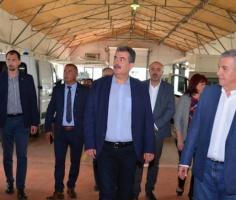 Andrei Gerea și Călin Popescu Tăriceanu, tur de forță prin companiile din Argeș