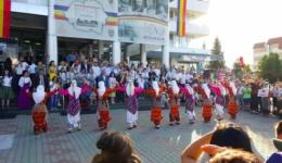 Dansatori din 10 țări pe scena de la Mioveni
