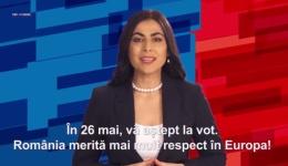 Gabriela Zoană, candidat PSD din Argeș la europarlamentare, mesaj video important pentru argeșeni