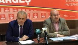 Video! PSD Argeș: Ne așteptăm la diversiuni și la presiuni. Argeșenii vor alege între un partid care a făcut ceva și unii care ne înjură