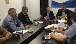 Andrei Gerea, consultări cu sindicatul Pro Lex și conducerea sindicatului Poliției Locale București
