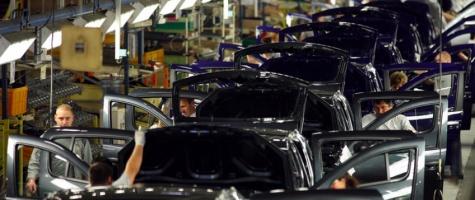 Video! Industria auto din România, cea mai mare creștere din UE