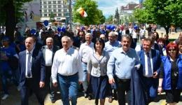 Tăriceanu și Gerea au încheiat campania electorală pentru europarlamentare în Argeș. Doi primari PNL, primii care și-au asumat public susținerea pentru ALDE