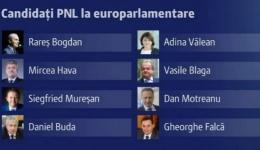 Lista PNL la europarlamentare: Rareș Bogdan plus foștii PDL-iști. Argeșul, niciun candidat