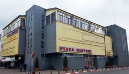Piața din Mioveni se închide pentru dezinfecție