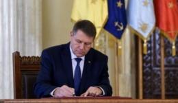 Iohannis a promulgat bugetul pe 2019