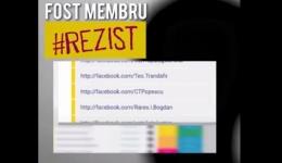 Video cu dezvăluiri explozive. Cum funcționa platforma de propagandă #Rezist de pe Facebook și cine avea comanda