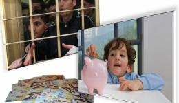 România, țara lucrului bine făcut: Statul cheltuiește 5180 de lei pe lună pentru un deținut și 3500 de lei pentru un copil orfan