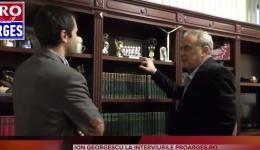 Video! Secretele din biroul primarului celui mai bogat oraș din Argeș