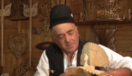 Video: Expoziție cu artistul în lemn argeșean care a cucerit lumea