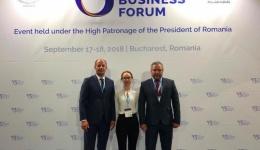Secretarul de stat Robert Tudorache, la summitului Initiaţivei celor Trei Mări: România poate deveni un hub energetic