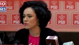 Video! Simona Bucura Oprescu: Opoziția are doar acțiuni politice. Nu a fost în stare să asigure cvorumul la moțiunea împotriva lui Toader
