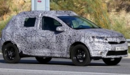 Video! Primele imagini cu noua Dacia Duster Coupe