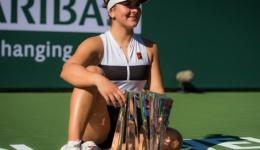 Video! Jucătoare canadiană de origine română face istorie în tenis: Cea mai tânără câștigătoare la Indian Wells