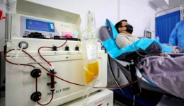 Tratament cu plasmă hiperimună la Spitalul Mioveni!