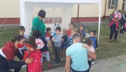 Video! Cum a început școala în Mioveni