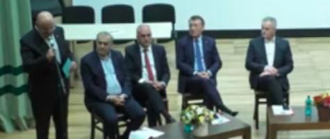 Video! Ion Mânzână, noul președinte al PSD Argeș! Vezi noua conducere și mesajul lui Ciolacu